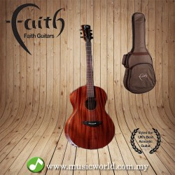 FAITH ACOUSTIC FOLK GUITAR FANMG - Apollo Neptune Mahogany