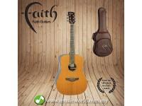 FAITH ACOUSTIC FOLK GUITAR FASCA - Apollo Saturn Cedar/Amara