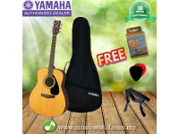 Yamaha F310 Acoustic Guitar Bundle Pack