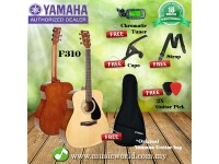 Yamaha F310 Acoustic Guitar Bundle Pack