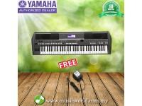 Yamaha 61 keys Digital Keyboard PSR-S670 Arranger Workstations (PSRS670 / PSR 670)