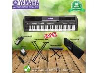 Yamaha 61 keys Digital Keyboard PSR-S670 Professional Bundle (PSRS670 / PSR 670)