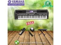 Yamaha 61 keys Digital Keyboard PSR-S670 Basic Bundle (PSRS670 / PSR 670)