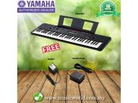 YAMAHA PSR-E263 61 Keys Portable Keyboard With Pedal (PSRE263 / PSR E263)