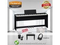 Roland FP-30 Digital Piano Package (FP30 / FP 30)