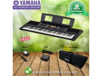 Yamaha PSR-E363 61 Keys Portable Keyboard With Bag and Pedal (PSRE363 / PSR E363)