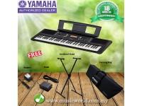 Yamaha PSR-E363 61 keys Keyboard Premium Bundle (PSRE363 / PSR E363)