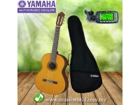 Yamaha C80 II Classical Guitar With Tuner (C80II)
