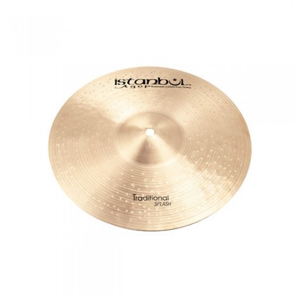 """Istanbul Agop Cymbals 10"""" Traditional Splash Cymbal (SP10)"""