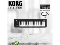 KORG microKEY2 37 USB Powered Keyboard MIDI Keyboard (Micro Key 37 / Microkey37)
