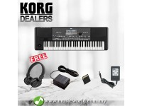 KORG PA600 MY PROFESSIONAL KEYBOARD ARRANGER (PA 600)