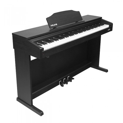 NUX WK-400 88 Key Digital Piano Full Weighted Keys Hammer Action Pianos (WK400 WK 400)