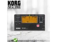 KORG TM60 Combo Tuner Metronome (TM 60 / TM-60)