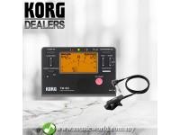 KORG TM60C Combo Tuner Metronome (TM 60C / TM-60C)