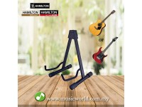 HAMILTON KB4100G ACOUSTIC / ELECTRIC GUITAR STAND A FRAME GUITAR STAND