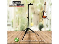 HAMILTON KB3000G TRIPOD ACOUSTIC / ELECTRIC GUITAR STAND