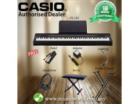 CASIO PX160 DIGITAL PIANO BUNDLE (PX 160 / PX-160)