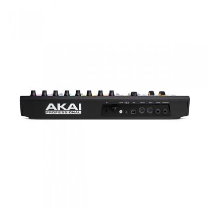 Akai Professional Advance 25 Keyboard USB Midi Controller Semi Weighted Keybed with 8 Knob