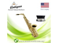 Antigua Alto Saxophone AS2150LN Beginner Alto Sax with Case