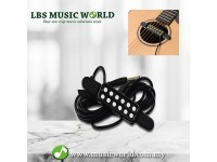 Guitar Pickup Sound Hole Magnetic Pick Up (No Drill) Plug & Go