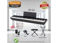 Roland FP-30 Digital Piano (FP30 / FP 30)