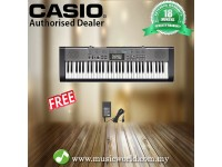 CASIO CTK1300 61 KEYS PORTABLE KEYBOARD (CTK 1300 / CTK-1300)
