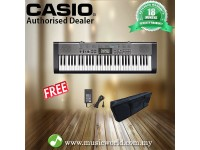 CASIO CTK1300 61 KEYS PORTABLE KEYBOARD WITH BAG (CTK 1300 / CTK-1300)