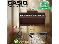 CASIO AP460 CELVIANO DIGITAL PIANO - BROWN (AP 460 / AP-460)