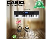 Casio CTK-4400 Portable Keyboard With Headphone (CTK4400 / CTK 4400)