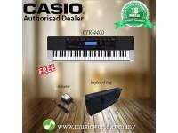 Casio CTK-4400 Portable Keyboard With Bag (CTK4400 / CTK 4400)