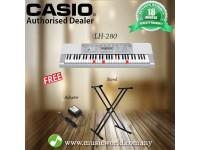 CASIO LK-280 Lighting Portable Keyboard With Stand (LK280 / LK 280)