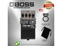 Boss RV-6 Reverb Guitar Effects Pedal (RV6 / RV 6)
