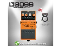 Boss DS-2 Turbo Distortion Guitar Pedal (DS2 / DS 2)