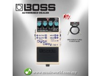 Boss DD-7 Digital Delay Guitar Pedal (DD7 / DD 7)