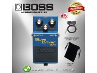Boss BD-2 Blues Driver Guitar Effects Pedal (BD2 / BD 2)