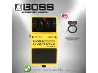 Boss ODB-3 Bass OverDrive Guitar Pedal (ODB3 / OBD 3)