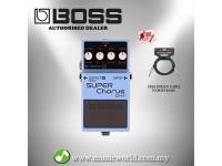 Boss CH-1 Super Chorus Guitar Effects Pedal (CH1 / CH 1)