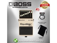 Boss GE-7 Graphic Equalizer Guitar Pedal (GE7 / GE 7)