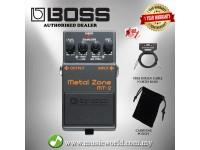 Boss MT-2 Metal Zone Guitar Effects Pedal (MT2 / MT 2)