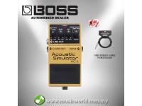 Boss AC-3 Acoustic Simulator Pedal (AC3 / AC 3)
