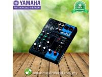 Yamaha MG06 Mixer (MG 06 / MG6)