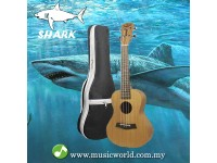 SHARK Ukulele Concert Size Premium Quality With Bag Quality Ukulele