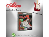 Alice AE535C Electric Guitar String Multiple Colour String (6 Strings)