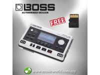 BOSS MICRO BR BR-80 Digital Recorder With SD Card (BR80 / BR 80)