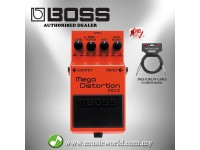 Boss MD-2 Mega Distortion Guitar Pedal (MD2 / MD 2)