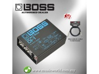 Boss DI-1 Direct Box Guitar Effect Pedal (DI1 / DI 1)
