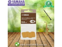 YAMAHA Mouthpiece Patch Clarinet Saxophone Mouth Piece Protector Protect Mouthpiece 0.8 mm