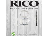RICO Ligature Clarinet Mouthpiece Silver Plated