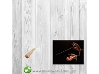 Student Conductor Baton Conducting Stick Conduct Orchestra Wood