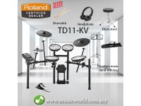 Roland TD11KV Digital V-Drum V-Compact Series (TD-11KV / TD 11KV)